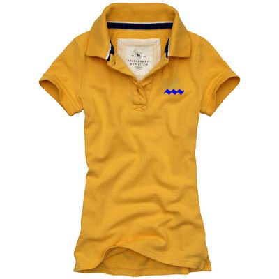 100% Polyester Quick Dry POLO T Shirts With Plain Blank V - Neck Screen Printing Method