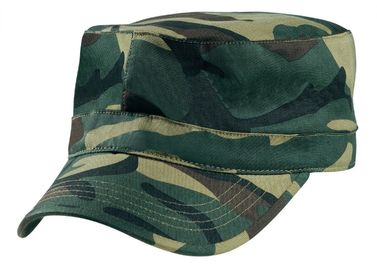 Jungle Fitted Mens Army Style Caps , Casquette Camouflage Army Cap Hat For Hunting
